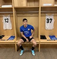 Juan Magdaleno's Men's Soccer Recruiting Profile
