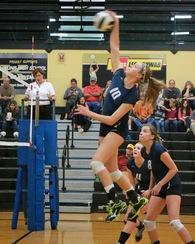 Hailee Ackerman's Women's Volleyball Recruiting Profile