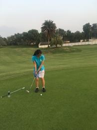 Melisandra Woo's Women's Golf Recruiting Profile