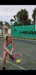Alexandra Luehrman Women's Tennis Recruiting Profile