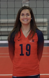 Cate Wright's Women's Volleyball Recruiting Profile