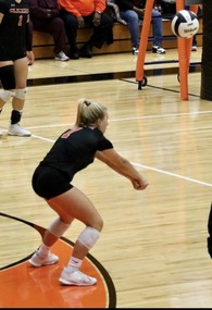 Lesley Marshall's Women's Volleyball Recruiting Profile