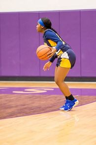 Mariyah Gregory's Women's Basketball Recruiting Profile