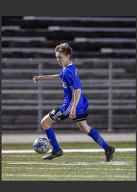 Keaton Napior's Men's Soccer Recruiting Profile