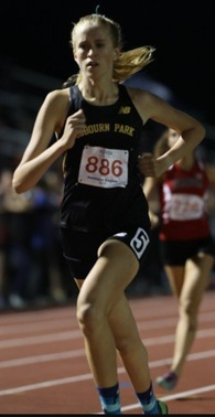 Campbell Pagel's Women's Track Recruiting Profile