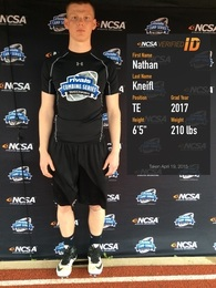 Nathan Kneifl's Football Recruiting Profile