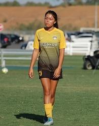Rosario Ledesma's Women's Soccer Recruiting Profile