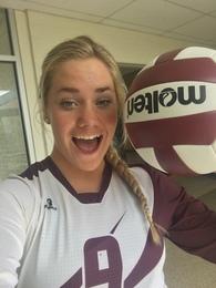 Marissa Sharpe's Women's Volleyball Recruiting Profile