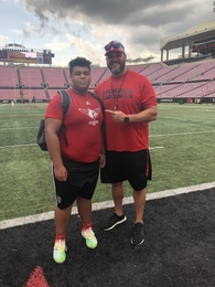 Jacoby Thornsbury's Football Recruiting Profile
