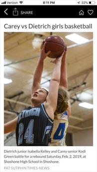 Isabella Kelley's Women's Basketball Recruiting Profile