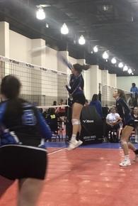 Katie Pogodzinski's Women's Volleyball Recruiting Profile