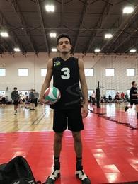 Zach Jarema's Men's Volleyball Recruiting Profile