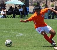 Alex Mejia's Men's Soccer Recruiting Profile