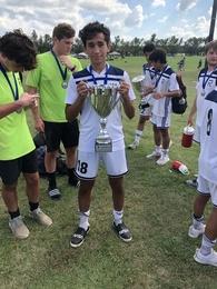 Lucio Rosa's Men's Soccer Recruiting Profile