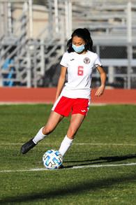 Samantha Vasquez's Women's Soccer Recruiting Profile
