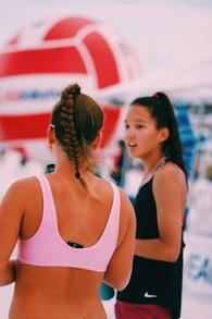 Kara Zaucha's Women's Beach Volleyball Recruiting Profile