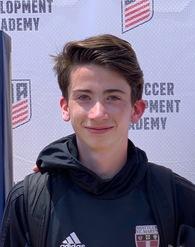 Donovan Boone's Men's Soccer Recruiting Profile