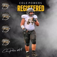 Cole Powers's Football Recruiting Profile