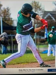 Logan Van Sicklen's Baseball Recruiting Profile