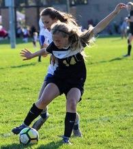 Jozette Parker's Women's Soccer Recruiting Profile