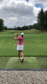 Christine Mandile's Women's Golf Recruiting Profile