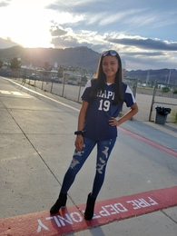 Isabel Carreon's Women's Soccer Recruiting Profile