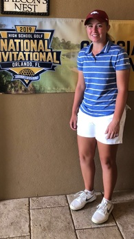 Madison Holmes's Women's Golf Recruiting Profile