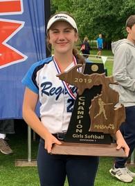Emma Weiss's Softball Recruiting Profile
