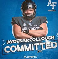 Ayden Mccollough's Football Recruiting Profile