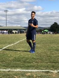 Jalen Moss's Men's Soccer Recruiting Profile