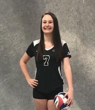 Jaylynn Dunsmore's Women's Volleyball Recruiting Profile