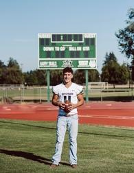Tanner Saucedo's Football Recruiting Profile
