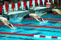 Samuel Parker's Men's Swimming Recruiting Profile