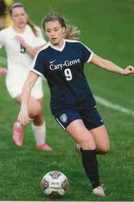 Jordan Dale's Women's Soccer Recruiting Profile