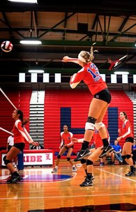 Abbey Archambault's Women's Volleyball Recruiting Profile