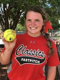 Sarah Hatcher's Softball Recruiting Profile