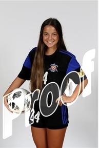 Courtney Ward's Women's Soccer Recruiting Profile