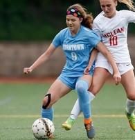 Eliza Franklin's Women's Soccer Recruiting Profile