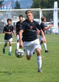 Jackson Endsley's Men's Soccer Recruiting Profile