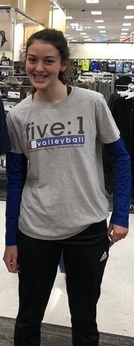 Ashlee Lenhard's Women's Volleyball Recruiting Profile