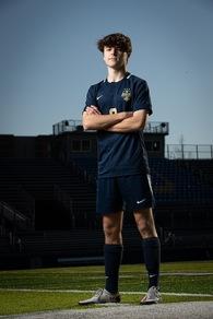 James Tribe's Men's Soccer Recruiting Profile
