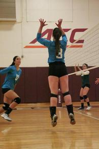 Morgan Milligan's Women's Volleyball Recruiting Profile