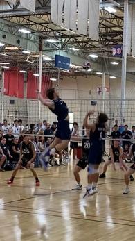 Glen Linden's Men's Volleyball Recruiting Profile