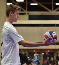 Andrew Guaragno's Men's Volleyball Recruiting Profile