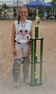 Emma Painter's Softball Recruiting Profile