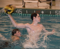 Oliver Roberts's Men's Water Polo Recruiting Profile