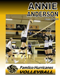 Annie Anderson's Women's Volleyball Recruiting Profile