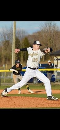 Grant Donkin's Baseball Recruiting Profile
