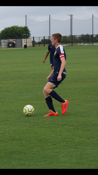 Cade Warner's Men's Soccer Recruiting Profile