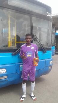 Olufemi Samuel's Men's Soccer Recruiting Profile
